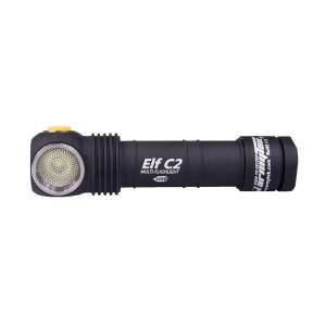 Фонарь Armytek Elf C2 USB + 18650 3200 mAh / XP-L